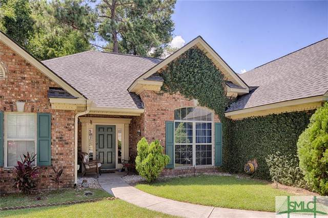 15 Cobblestone Court, Savannah, GA 31419 (MLS #228428) :: The Sheila Doney Team