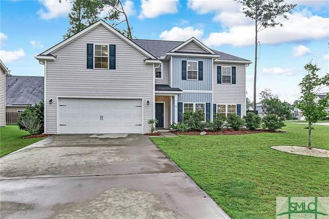 20 Sail Maker Lane, Richmond Hill, GA 31324 (MLS #228446) :: Bocook Realty