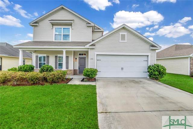 226 Standing Pine Circle, Pooler, GA 31322 (MLS #228457) :: Barker Team | RE/MAX Savannah