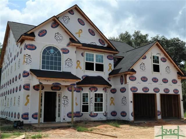225 Brookhaven Loop NE, Ludowici, GA 31316 (MLS #228560) :: Glenn Jones Group | Coldwell Banker Access Realty