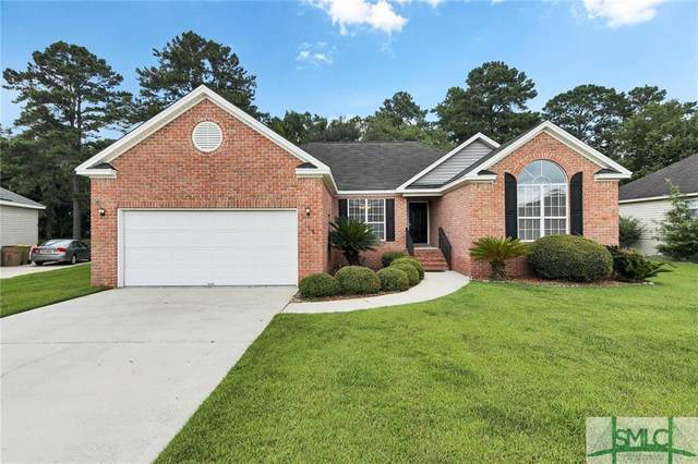 116 Belle Grove Circle, Richmond Hill, GA 31324 (MLS #228588) :: The Arlow Real Estate Group