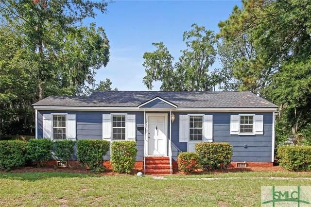 1845 E Derenne Avenue, Savannah, GA 31406 (MLS #228607) :: Heather Murphy Real Estate Group