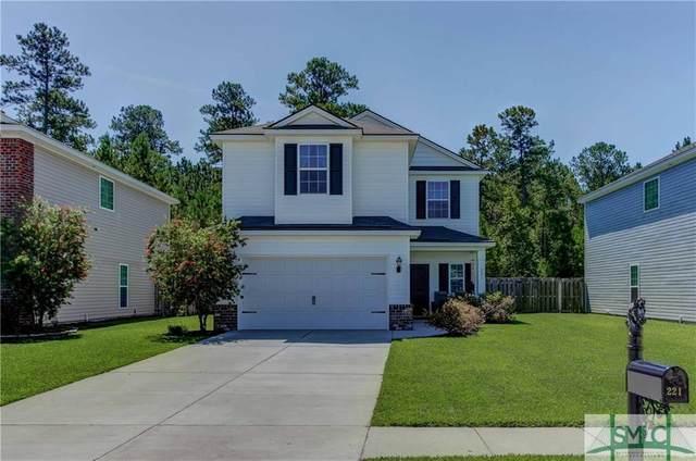 221 Cypress Creek Lane, Guyton, GA 31312 (MLS #228640) :: The Arlow Real Estate Group