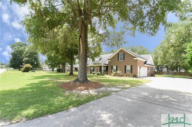 133 Cambridge Drive, Rincon, GA 31326 (MLS #228648) :: Coastal Savannah Homes