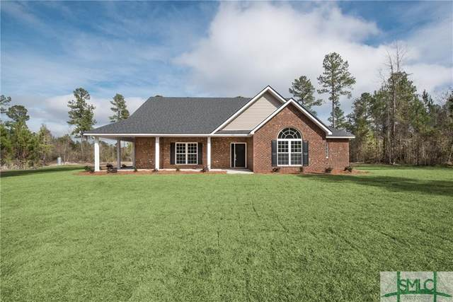 314 Palmer Place Lane NE, Ludowici, GA 31316 (MLS #228649) :: The Sheila Doney Team