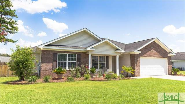 165 Jackson Avenue NE, Ludowici, GA 31316 (MLS #228660) :: Keller Williams Realty-CAP