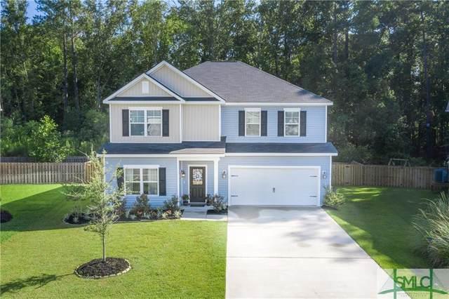 41 Whitaker Way N, Richmond Hill, GA 31324 (MLS #228676) :: Bocook Realty