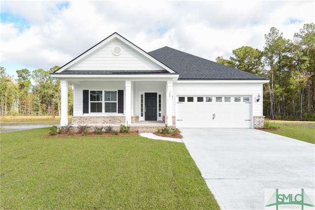 127 Wexford Drive, Richmond Hill, GA 31324 (MLS #228687) :: Coastal Homes of Georgia, LLC