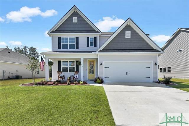 135 Palmer Place, Richmond Hill, GA 31324 (MLS #228735) :: The Arlow Real Estate Group