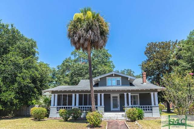 101 Edgewood Road, Savannah, GA 31404 (MLS #228754) :: RE/MAX All American Realty