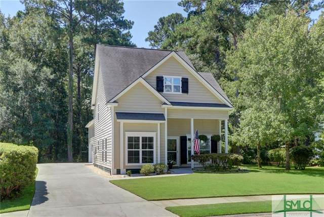 80 Tupelo Trail, Richmond Hill, GA 31324 (MLS #228784) :: Partin Real Estate Team at Luxe Real Estate Services