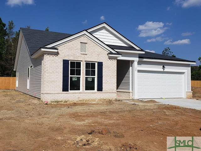 100 Melody Drive, Pooler, GA 31322 (MLS #228820) :: Level Ten Real Estate Group