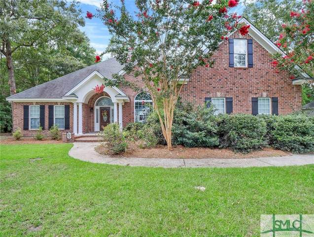 113 Chastain Circle, Richmond Hill, GA 31324 (MLS #228915) :: Teresa Cowart Team