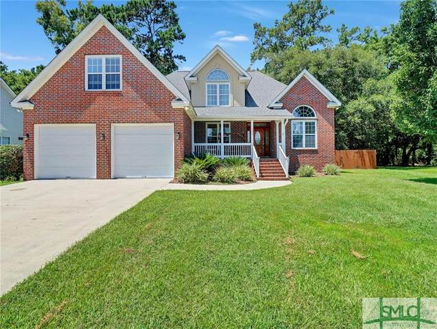 142 Belle Grove Circle, Richmond Hill, GA 31324 (MLS #229029) :: The Arlow Real Estate Group