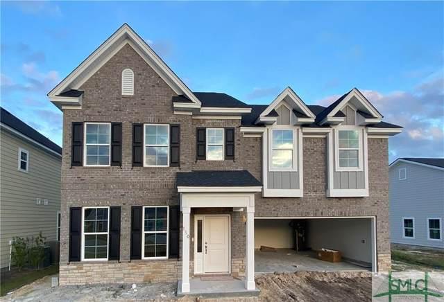 150 Martello Road, Pooler, GA 31322 (MLS #229095) :: Coastal Homes of Georgia, LLC