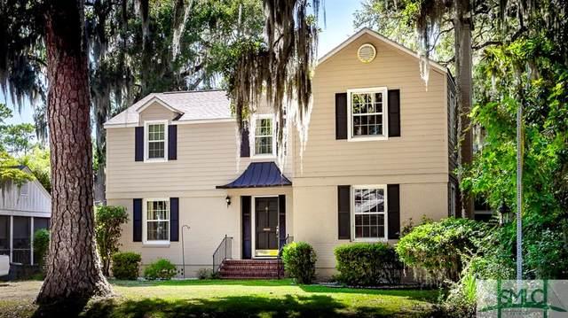 911 Goebel Drive, Savannah, GA 31404 (MLS #229237) :: The Arlow Real Estate Group