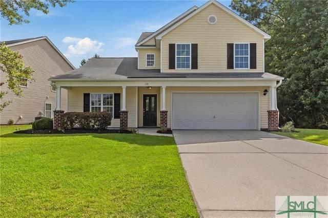 176 Hamilton Grove Drive, Pooler, GA 31322 (MLS #229291) :: The Arlow Real Estate Group