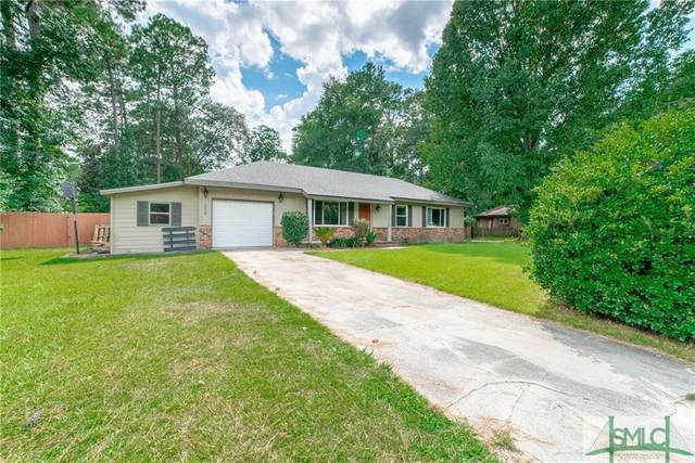 503 Heritage Drive, Hinesville, GA 31313 (MLS #229297) :: Heather Murphy Real Estate Group