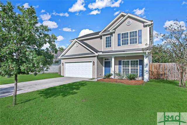 618 Stonebridge Circle, Savannah, GA 31419 (MLS #229354) :: Glenn Jones Group | Coldwell Banker Access Realty