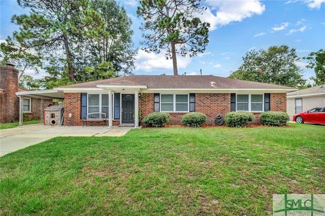 107 Walz Circle, Savannah, GA 31404 (MLS #229380) :: Liza DiMarco