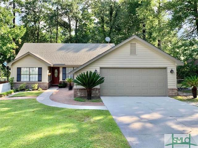 484 Miner Drive, Richmond Hill, GA 31324 (MLS #229433) :: The Arlow Real Estate Group