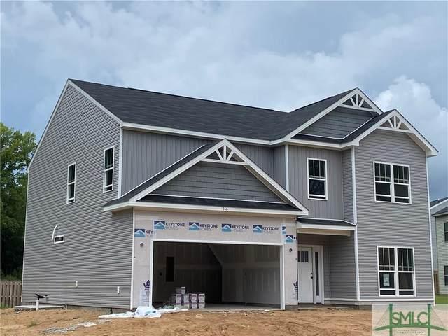 146 Summer Station Drive, Guyton, GA 31312 (MLS #229463) :: Bocook Realty