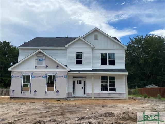 108 Summer Station Drive, Guyton, GA 31312 (MLS #229465) :: Bocook Realty
