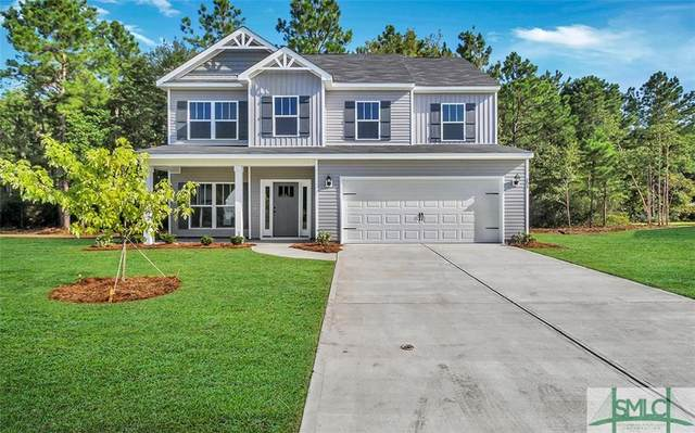 203 Crosswinds Drive, Rincon, GA 31326 (MLS #229486) :: Partin Real Estate Team at Luxe Real Estate Services
