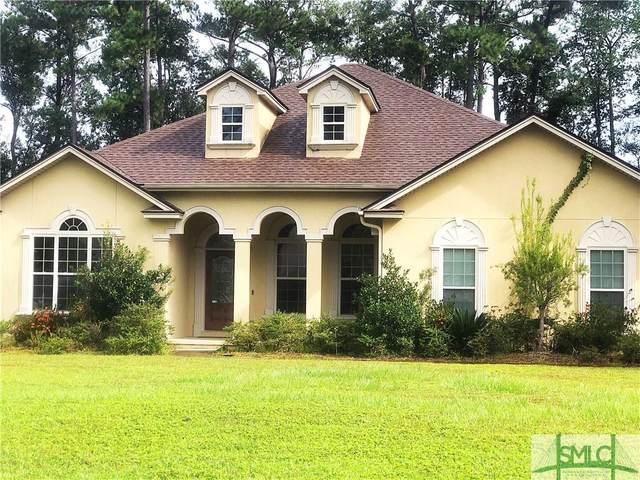 144 Spring Lake Circle, Brunswick, GA 31525 (MLS #229557) :: Coastal Homes of Georgia, LLC
