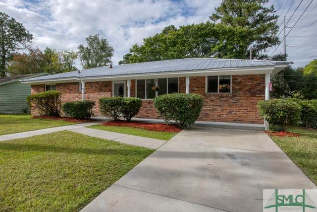 1901 E 56th Street, Savannah, GA 31404 (MLS #229573) :: Keller Williams Coastal Area Partners