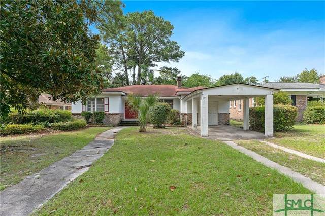 15 E 62nd Street, Savannah, GA 31405 (MLS #229620) :: Bocook Realty