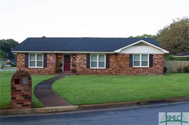 1 Reardon Court, Savannah, GA 31406 (MLS #230672) :: Barker Team | RE/MAX Savannah