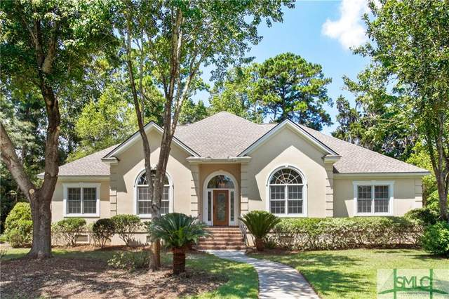 70 Wild Thistle Lane, Savannah, GA 31406 (MLS #230701) :: Partin Real Estate Team at Luxe Real Estate Services