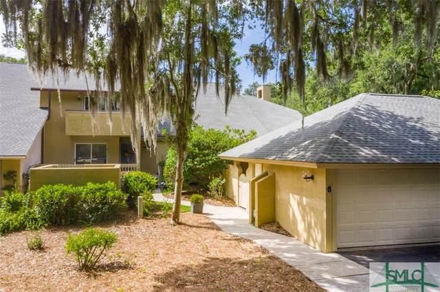 6 Harbor View Court, Savannah, GA 31411 (MLS #230728) :: The Arlow Real Estate Group