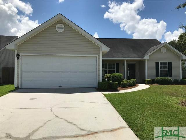 45 Gimbal Circle, Port Wentworth, GA 31407 (MLS #230736) :: Partin Real Estate Team at Luxe Real Estate Services