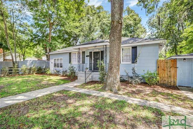 2107 Vermont Avenue, Savannah, GA 31404 (MLS #230766) :: Partin Real Estate Team at Luxe Real Estate Services