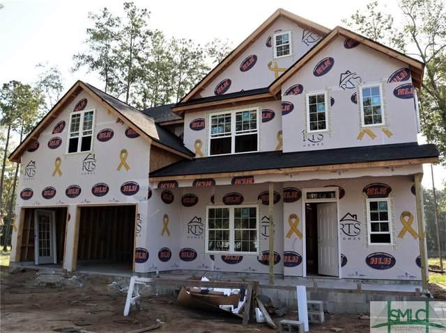 243 Old Savannah Road, Hinesville, GA 31313 (MLS #230773) :: Glenn Jones Group | Coldwell Banker Access Realty