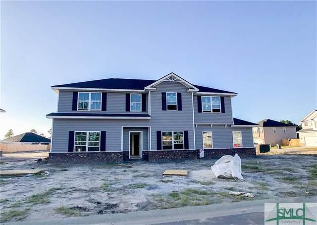 49 Thorp Circle, Hinesville, GA 31313 (MLS #230779) :: Coastal Homes of Georgia, LLC