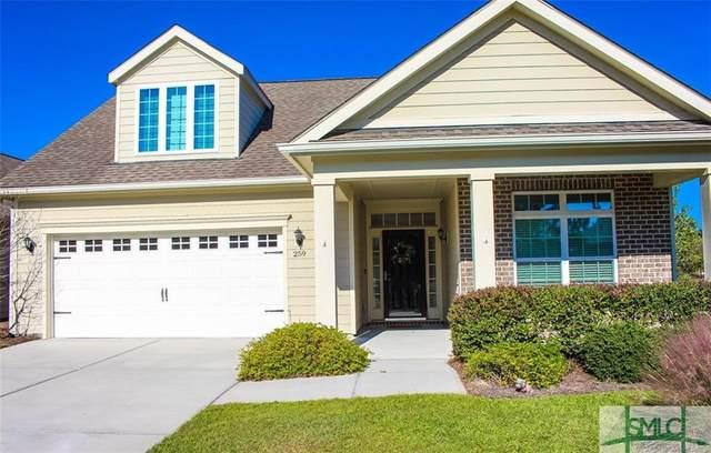 259 Kingfisher Circle, Pooler, GA 31322 (MLS #230797) :: Barker Team | RE/MAX Savannah