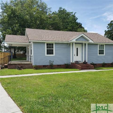 217 Commonwealth Avenue, Port Wentworth, GA 31407 (MLS #230881) :: Partin Real Estate Team at Luxe Real Estate Services