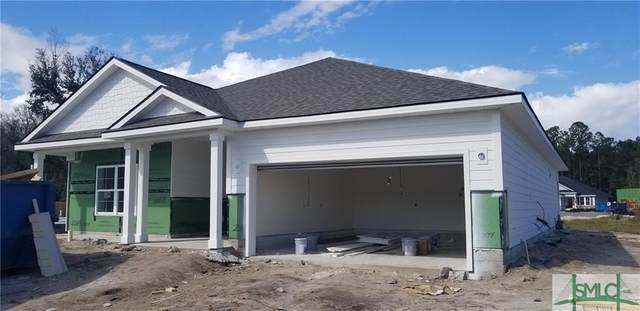235 Beecher Drive, Richmond Hill, GA 31324 (MLS #231055) :: Level Ten Real Estate Group
