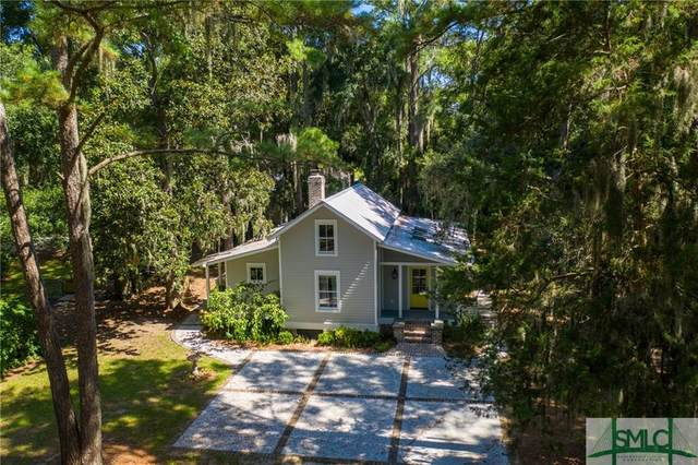 350 Penrose Drive, Savannah, GA 31410 (MLS #231096) :: The Arlow Real Estate Group