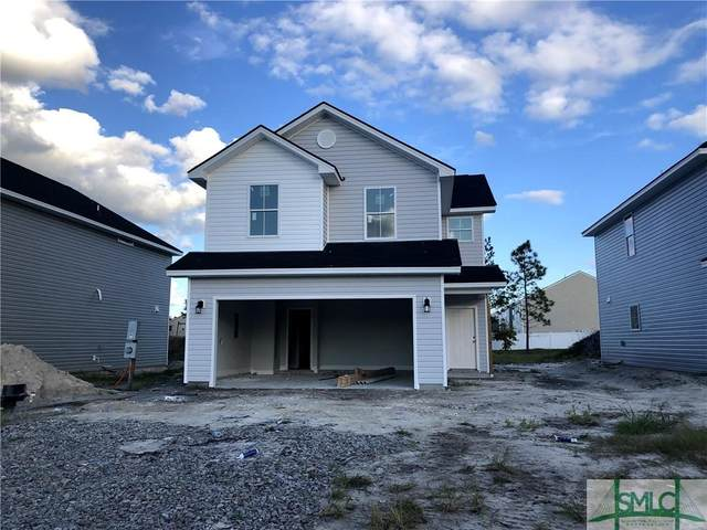 47 Gambrel Road, Hinesville, GA 31313 (MLS #231105) :: The Arlow Real Estate Group