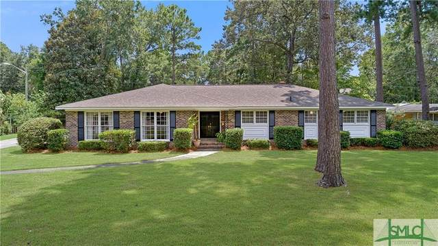 151 Hopecrest Avenue, Savannah, GA 31406 (MLS #231138) :: Teresa Cowart Team
