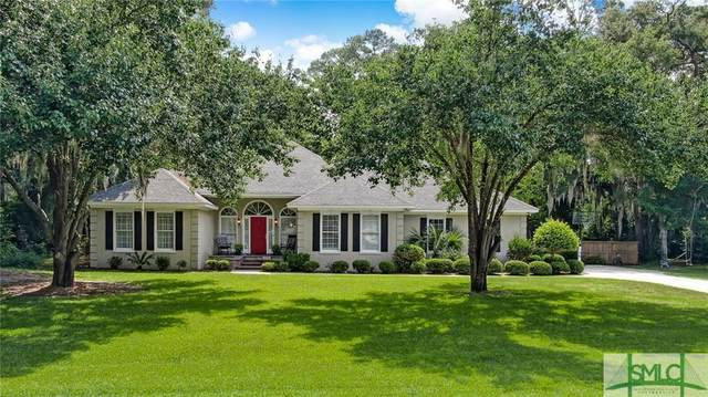 13 Marsh Point Drive, Savannah, GA 31406 (MLS #231144) :: Partin Real Estate Team at Luxe Real Estate Services