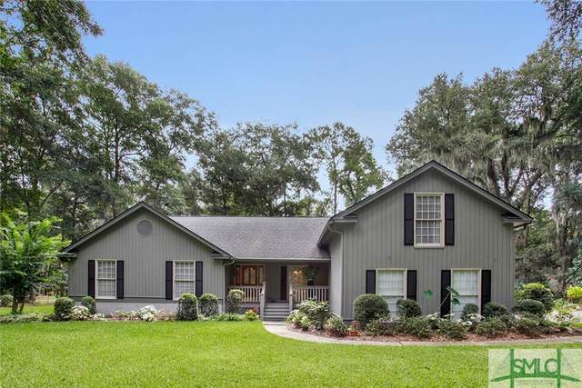 15 Montauk Drive, Richmond Hill, GA 31324 (MLS #231254) :: Keller Williams Coastal Area Partners