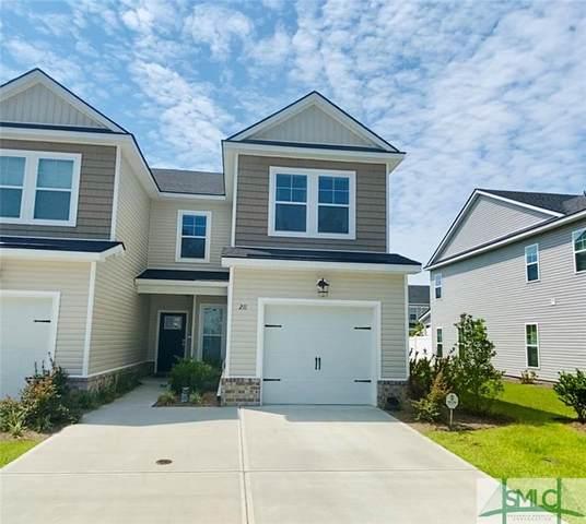 211 Sonoma Drive, Pooler, GA 31322 (MLS #231284) :: Coastal Homes of Georgia, LLC