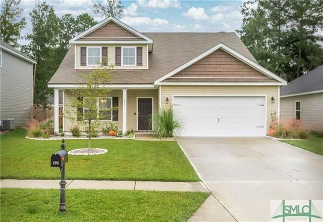 194 Sawgrass Drive, Savannah, GA 31405 (MLS #231370) :: Bocook Realty