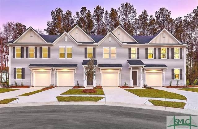 123 Benelli Drive, Pooler, GA 31322 (MLS #231504) :: The Arlow Real Estate Group