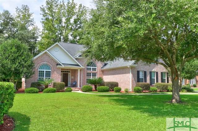 119 Settlers Point Drive, Guyton, GA 31312 (MLS #231733) :: Heather Murphy Real Estate Group